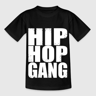hip hop gang - Teenage T-shirt