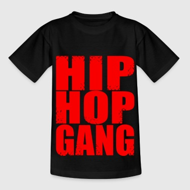 hip hop gang - T-shirt Ado