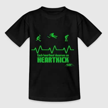 patinete freestyle - Camiseta adolescente
