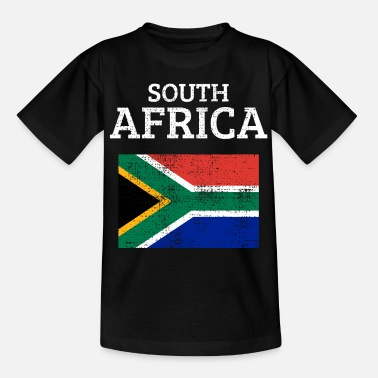 Africa South Africa - Teenage T-Shirt