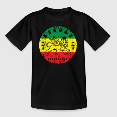 Reggae eu - Teenage T-shirt