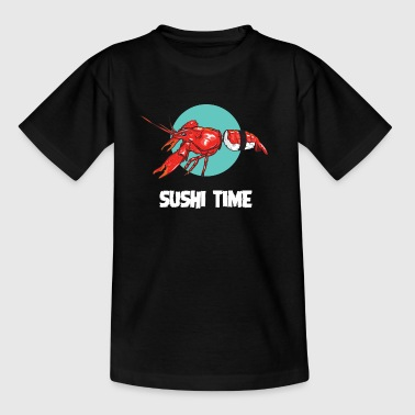 SUSHI TIME-reje-b - Teenager-T-shirt