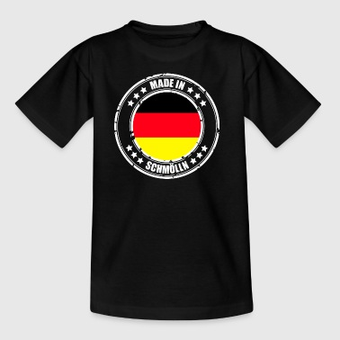 SCHMÖLLN - Teenager T-Shirt