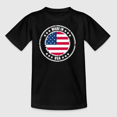 MADE IN USA - Teenager T-Shirt
