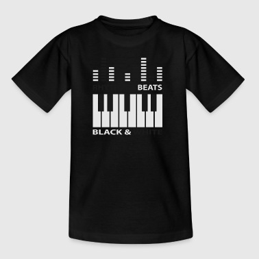 Music Music Drugs Rhythm High Equalizer Beat - Teenage T-Shirt