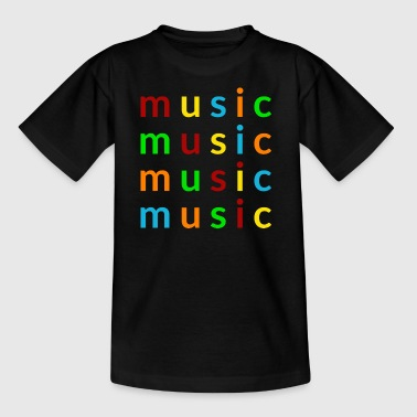 Music - Teenage T-Shirt