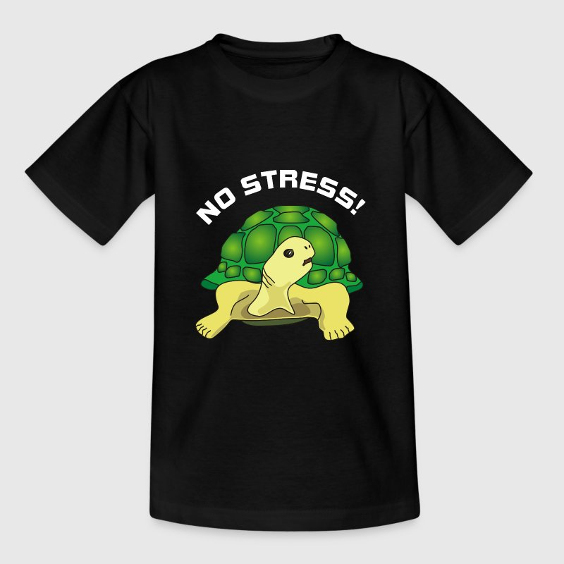 no stress - Teenage T-Shirt