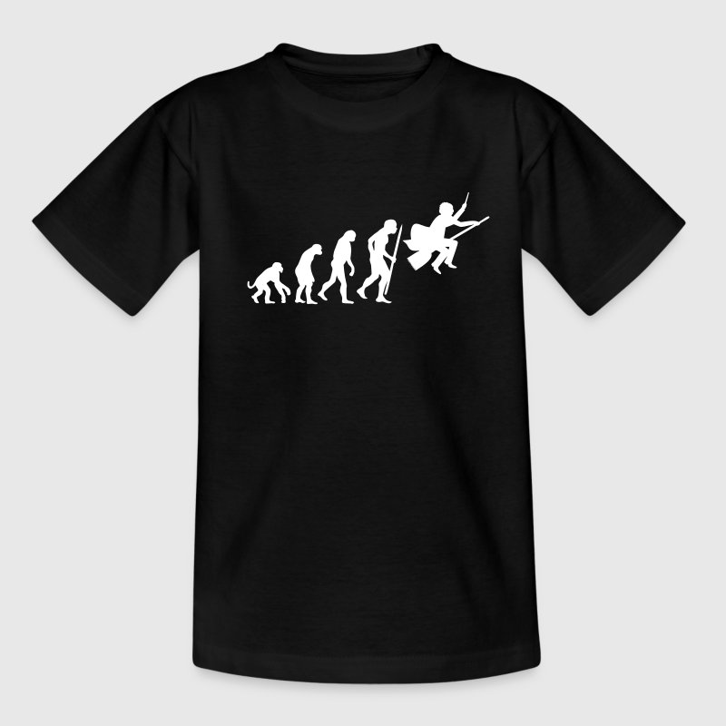 Harry Potter evolution - Teenager T-Shirt