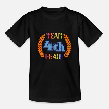 Grade 4th grade - Teenage T-Shirt