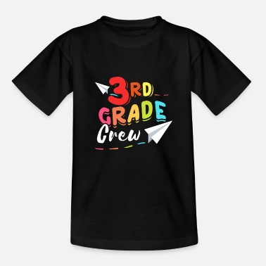 3rd Grade 3rd grade - Teenage T-Shirt