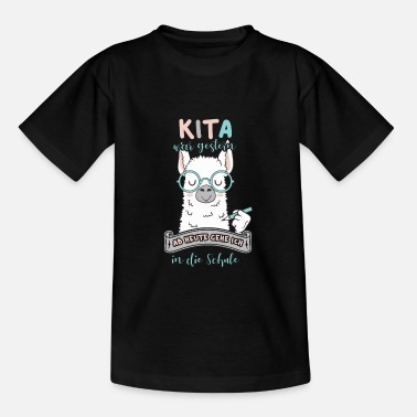 Kita KiTa was yesterday - Teenage T-Shirt