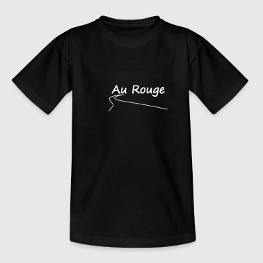 Baton Rouge Au Rouge - Teenage T-Shirt