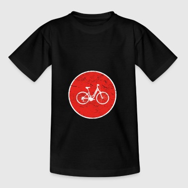 Gift women cycling cycling - Teenage T-Shirt