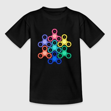 Spinners - T-shirt Ado