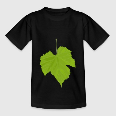 esdoornblad - Teenager T-shirt