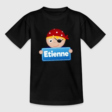 Little Pirate Etienne - Teenage T-Shirt