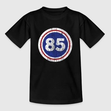 85th birthday: 85 - Teenage T-Shirt
