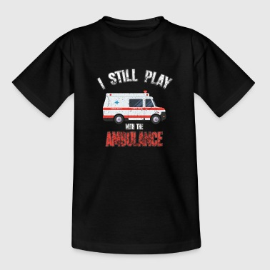 ambulance - Teenager T-shirt