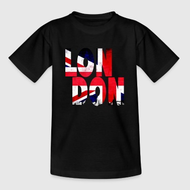 London - Teenage T-Shirt