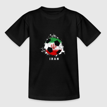 Iran - voetbal - Teenager T-shirt