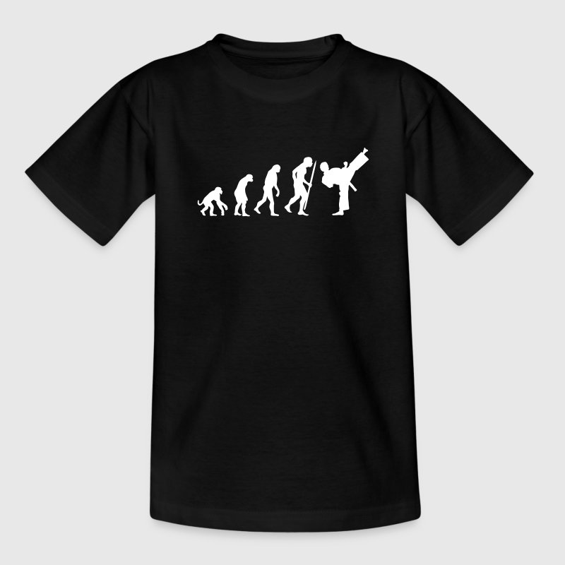 taekwondo_v2 - Teenager T-Shirt
