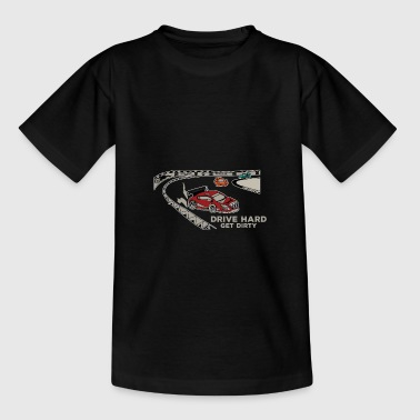 Motor race - Teenage T-Shirt