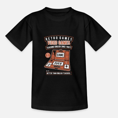 Video Video Games - Teenager T-Shirt