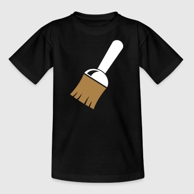 Utensilie børste - Teenager-T-shirt