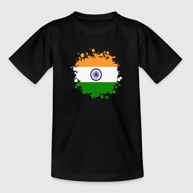 Indien Fleck - Teenager T-Shirt