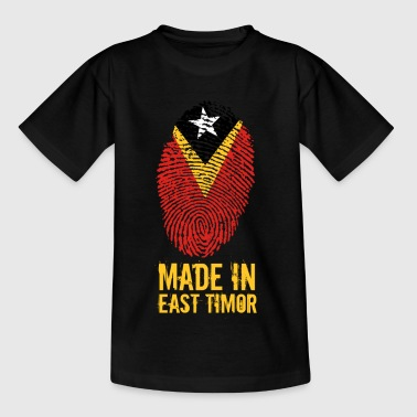 Made In East Timor / East Timor - Teenage T-Shirt