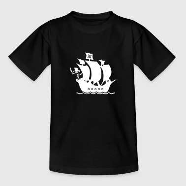 piratenschip - Teenager T-shirt