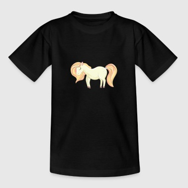 Pony Schweif - Teenager T-Shirt