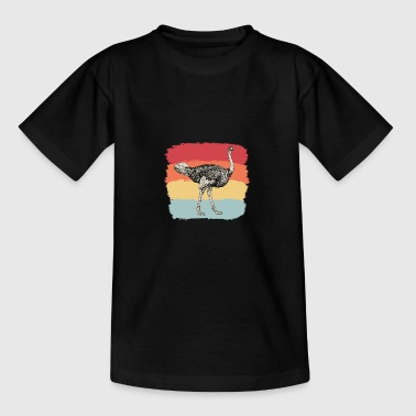 ostriches - Teenage T-Shirt