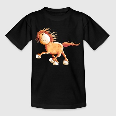 Islandsk hest - Teenager-T-shirt