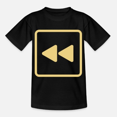 Rewind music rewind - Teenage T-Shirt