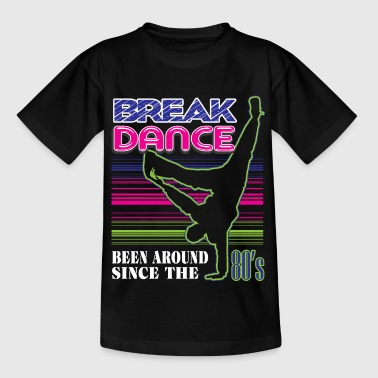 breakdance - Teenager T-shirt