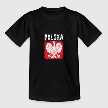 Polen Polen - Teenager T-Shirt