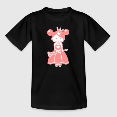 Little Princess - little Princess - Teenage T-Shirt