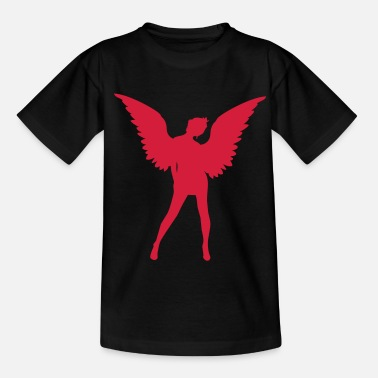 Sex Duivel angel sexy woman sex - Teenager T-shirt