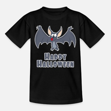 Fledermaus Halloween Fledermaus - Teenager T-Shirt