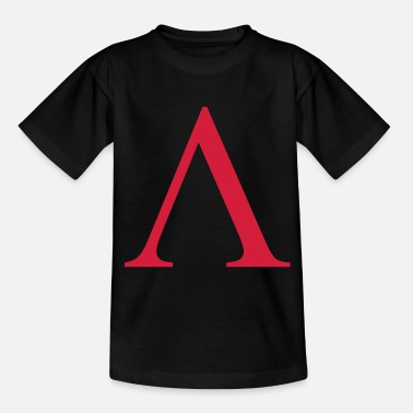 Lambda lambda greek - T-shirt Ado