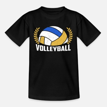 Sports de volleyball - T-shirt Ado