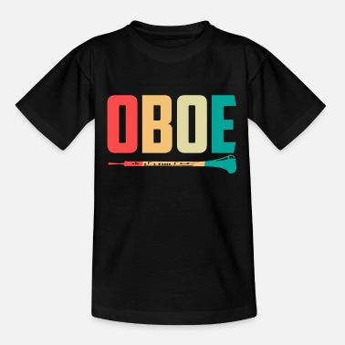 Composer Oboe musician music lover concert - Teenage T-Shirt