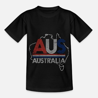 Australia Australia - Teenage T-Shirt
