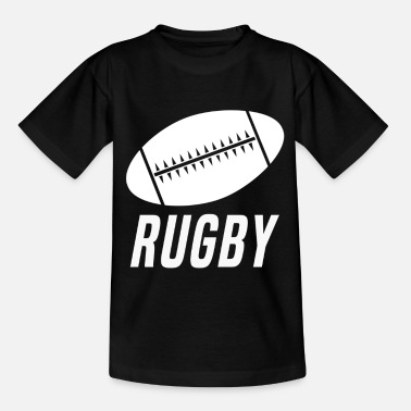 Rugby - Teenager T-Shirt