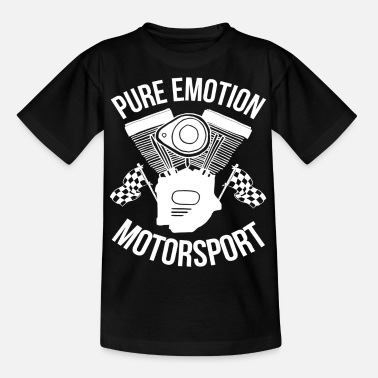 Motorsport Motorsport - Teenager T-shirt