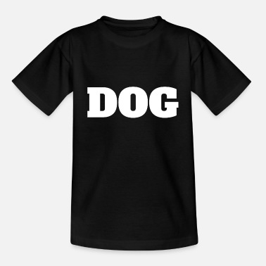 Wau Dog Dog Wuff Wau Wau - Teenage T-Shirt