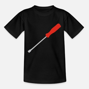 Screwdriver Screwdriver - Teenage T-Shirt