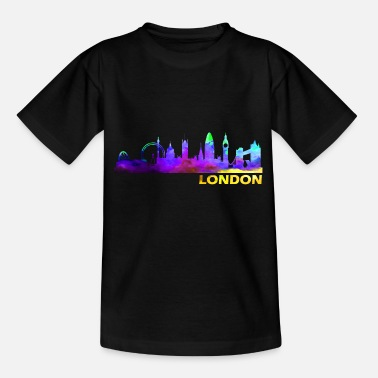 London London London London London - Teenage T-Shirt