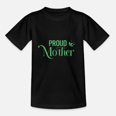 Mother's Day Mother's Day Mother's Day Mother's Day Mother's Day - Teenage T-Shirt